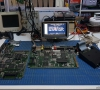 2 x Commodore Amiga 1200 Recap