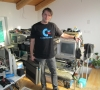 A day with Damiano (manosoft) father of the interface C64SD