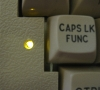 Acorn Electron Keyboard close-up