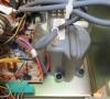 ACT Apricot F1e (monitor pcb close-up)