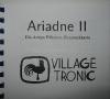 Original Manual of Ariadne II