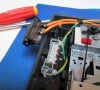 Amstrad CPC 464 (German - Grey Keys) Replacement Power Switch