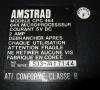 Amstrad CPC 464 S/N