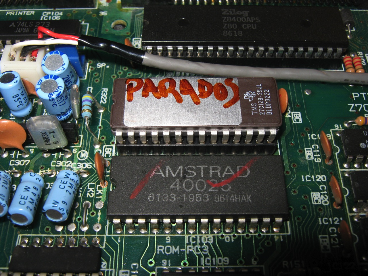 roms amstrad cpc 6128