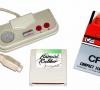 Amstrad Joypad / Disk and Game/Basic Cartridge
