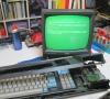 Amstrad CPC 664 Testing Keyboard