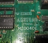 Amstrad PC1640 SD - Motherboard