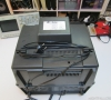 Amstrad (Schneider) Colour Monitor CTM 644 (rear side)