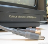 Amstrad (Schneider) Colour Monitor CTM 644 (close-up)