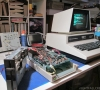 Testing the second floppy drive SFD-1001