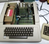 ABT Inc. Numeric Keypad + Apple II Europlus