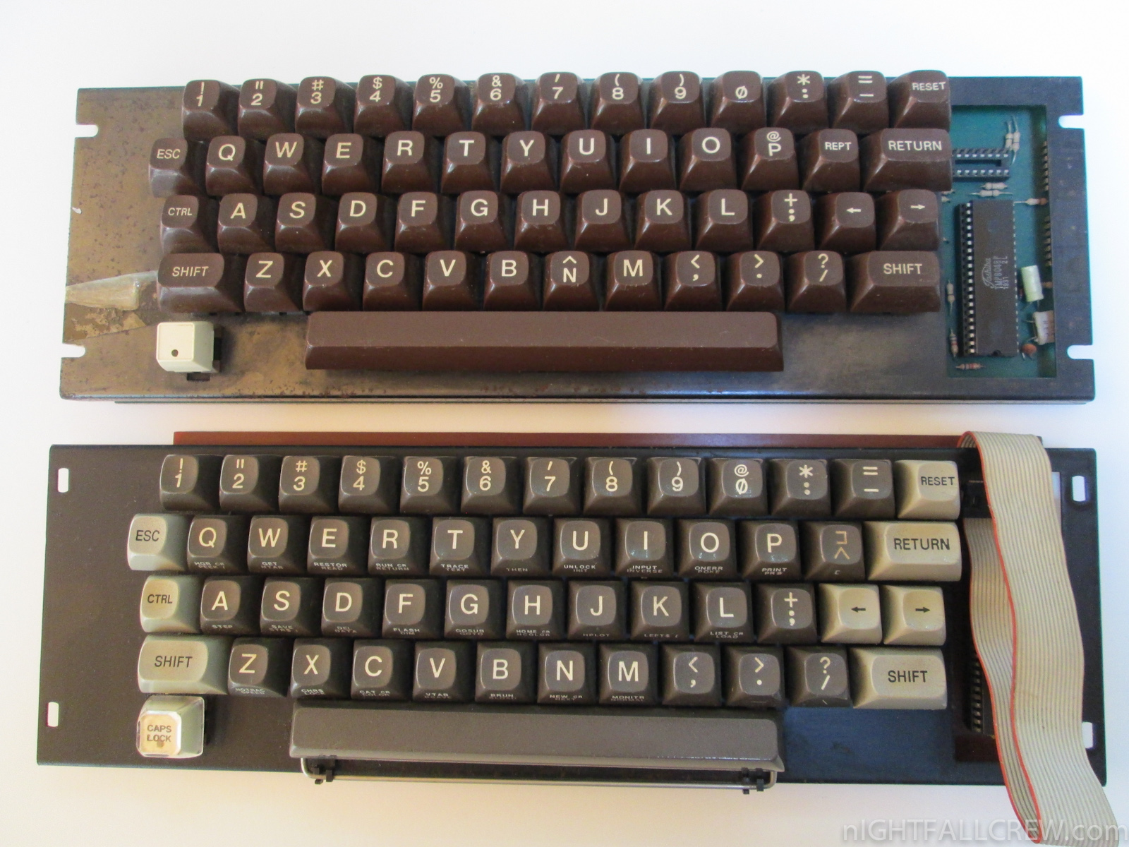 Apple Ii Keyboard For Spare Parts