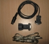 APPLE ][ Serial Cable & Serial USB Adapter