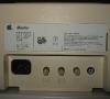 Apple IIc Monitor (rear connectors)