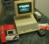 Apple IIc Monitor (complete setup)
