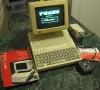 Apple IIc Monitor (complete setup)