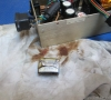 RIFA filter capacitor exploded