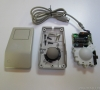Apple IIgs Mouse (under the cover)
