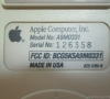 Apple IIgs Mouse (A9M0331)