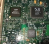 Power Macintosh motherboard close-up