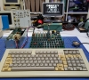 Asem AM 100 Keyboard Cleaning