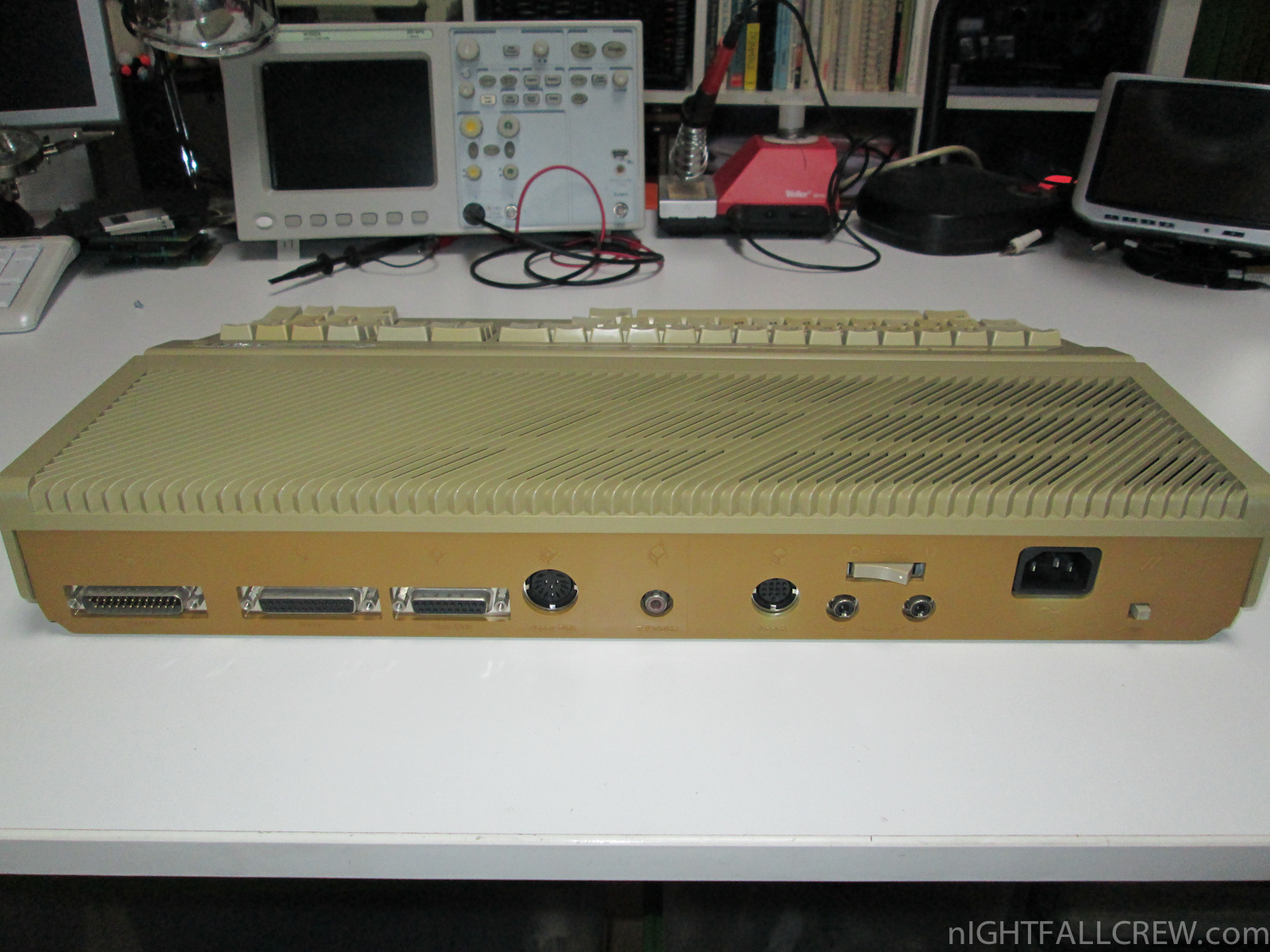 Atari 1040 STe | nIGHTFALL Blog / RetroComputerMania com
