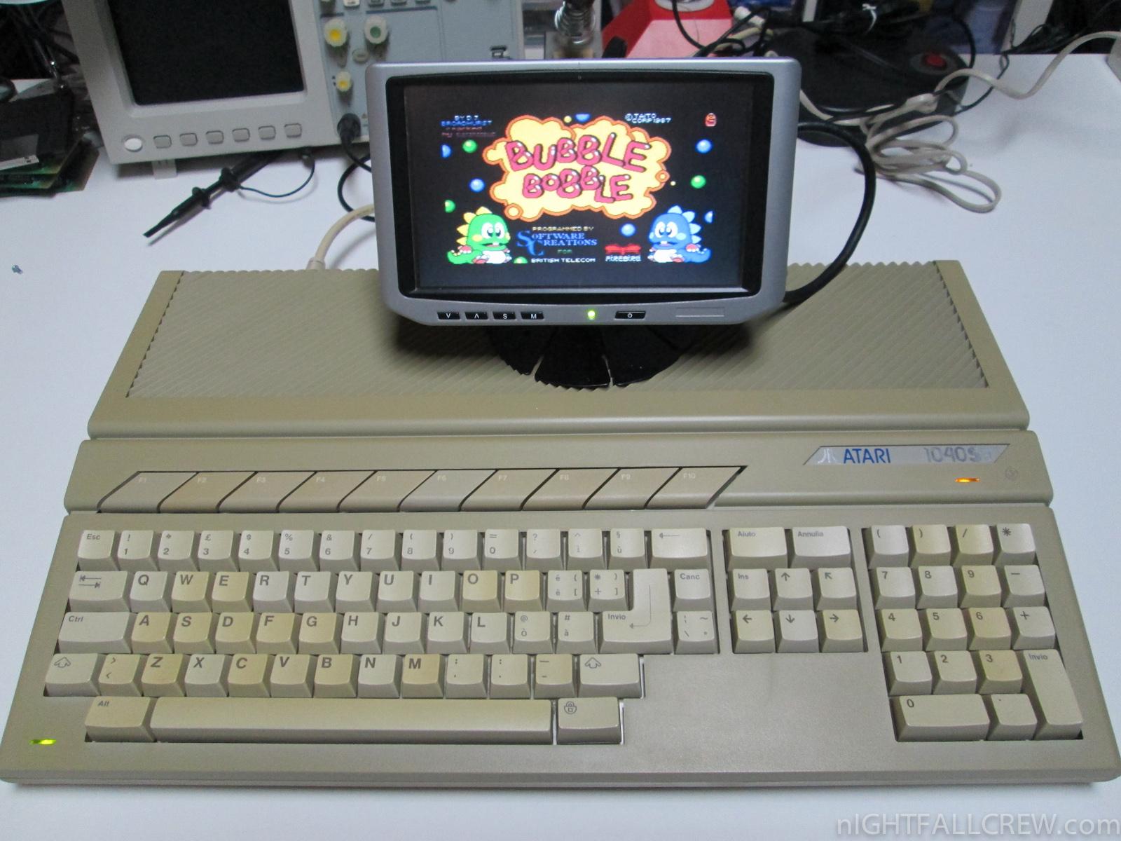 Atari | nIGHTFALL Blog / RetroComputerMania com - Part 3