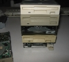Some Working Floppy drives on Atari ST