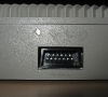 ATARI 130 XE SIO Connector