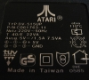 ATARI 130 XE (detail)