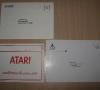 ATARI 130 XE (warranty card)