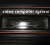 Atari 2600 (cartridge connector close-up)