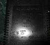 Atari 800 XL (powersupply detail)