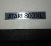 Atari 800 XL (detail)