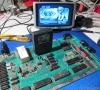Atari 800 XL repaired for a friend