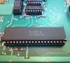 Atari 800 XL with a new CPU