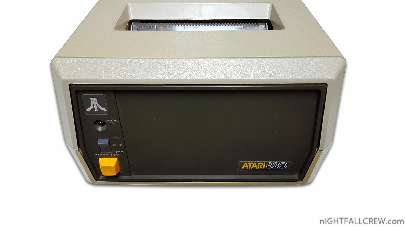 Nightfall Blog Part 11 Peak Atlas Esr 70 Incircuit Capacitor Tester Atari 820 Printer