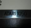 Atari Disk Drive 1050 (upper side detail)