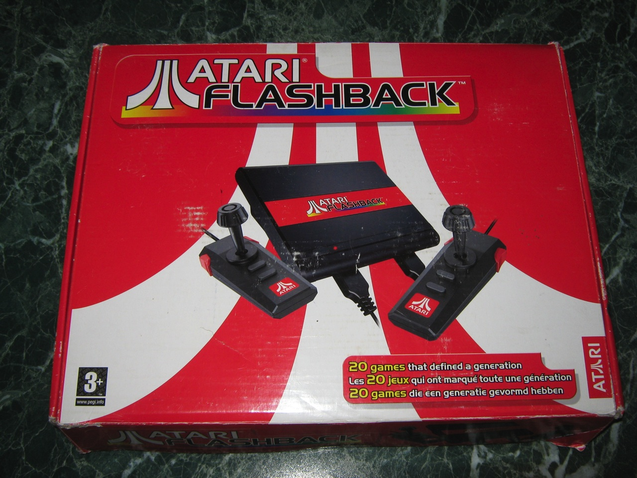 Atari Flashback Classic game console mini 7800 | eBay