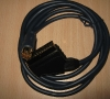 Atari Gold RGB Scart Cable