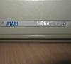 Atari Megafile 30 (close-up)