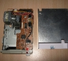 Atari SF 354 Floppy Drive (inside)