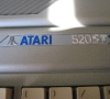 Atari ST 520+ (close-up)