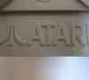 Atari XE-System (logo close-up)