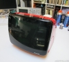 Autovox Linea 1 - Black & White CRT TV (381 D)