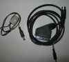 Floppy Disk Drive Powersupply Cable & RGB Cable with audio
