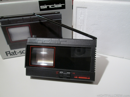 Sinclair FTV1/B (front side)
