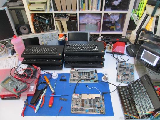 Sinclair Spectrum Break - Recovering & Repair