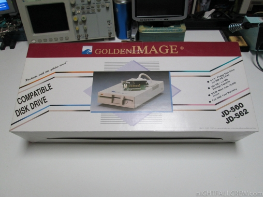 Golden Image JD-560 / JD-562 (Boxed)