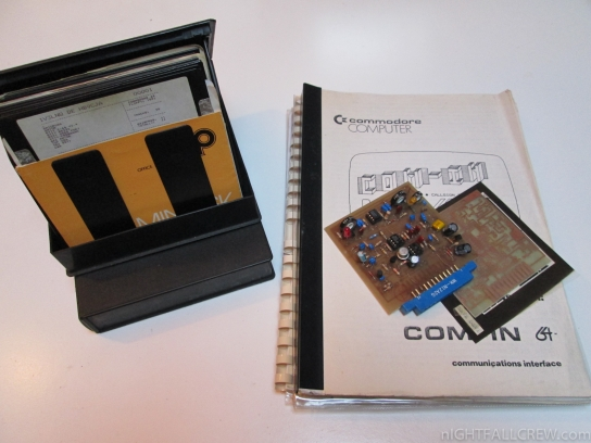 Commodore 64 CW RTTY ASCII Hardware & Software